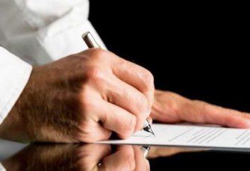 Jak napisać wniosek do sądu: przykładowy formularz i sugestie