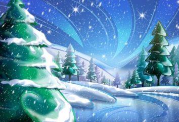 Por que o sonho do inverno? Um intérprete de sonhos irá explicar