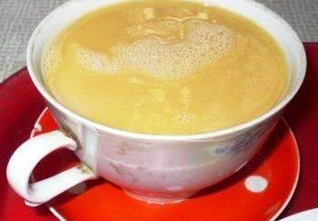 Kałmucki Herbata: korzyści i szkody