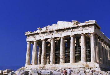 História da Grécia Antiga: a maior parte da política populacional. polis gregas como um organismo político-social