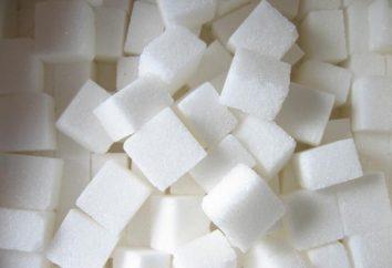 Sai, da quello che lo zucchero fare?