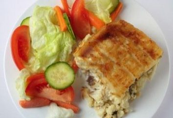 Como cozinhar um bolo saudável e delicioso com Sauro e batatas?