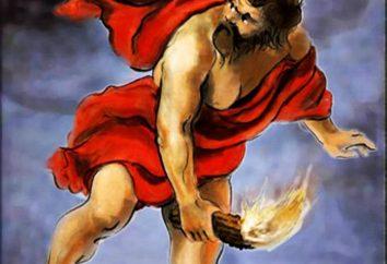 Prometheus: la imagen en el arte y la literatura