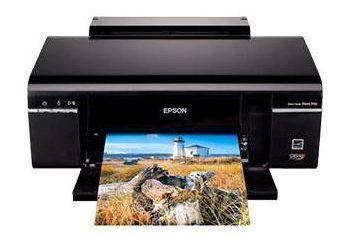 EPSON Stylus Photo P50: drukarka fotograficzna z doskonałą jakością druku