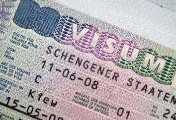 Come ottenere un visto Schengen per soli 5 anni?