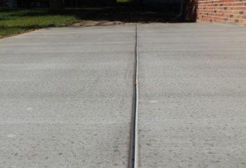 Las juntas de dilatación en suelos de hormigón: tecnología, normas y reglamentos