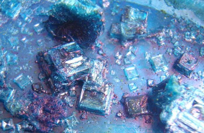 Aggregierter Zustand Des Tafelsalzes Tafelsalz Chemie