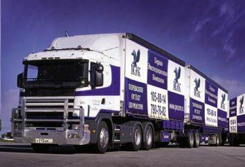 Transporte empresa PEC: opiniones, envío y seguimiento de la carga