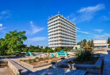 Sanatorium « Tavria », Eupatoria: avis et photos de touristes
