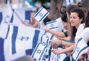 La population juive d'Israël, la barrière de 6 millions de personnes à surmonter