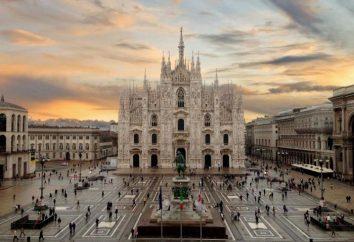 La plupart des musées populaires à Milan