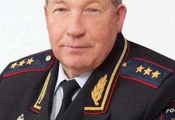 Kiryanov Viktor Nikolaevich: biografia