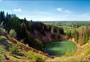 Sea Eye Lake – la perle de la République Mari