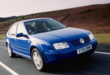 "Przegląd ""Volkswagen Bora"" samochód"
