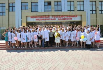 Kemerovo Estado Academia Médica: profesores y estudiantes críticas