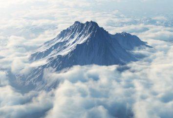 Grécia. Olympus – o pico mais alto