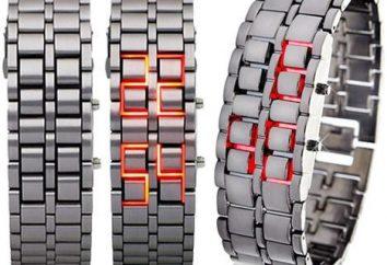 """Relojes """"Samurai"""" – una síntesis del espíritu del Japón medieval y moderna tecnología"""