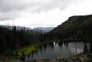 Zagadki, która utrzymuje jezioro SHAITAN
