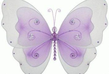 Motyle ręce – łatwo i przyjemnie!