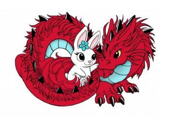 Il matrimonio e astrologia: l'uomo-drago Compatibilità – drago femmina