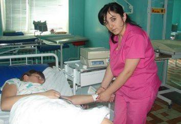 Rodd Yessentuki: Adresse, Berichte über die Ärzte