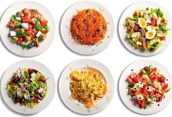 """Ensalada """"Hombres sueño"""": una receta de deliciosos platos"""