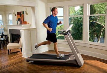 Simulatoren für die Gewichtsabnahme zu Hause. Vielzahl von zu Hause Laufbänder