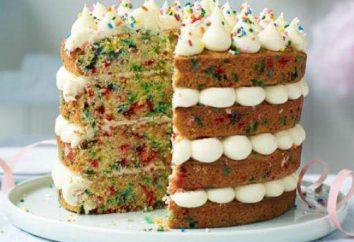 La mayor parte de la torta sabrosa y fácil en casa: cocinar características, recetas y comentarios