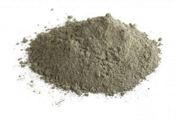 La quantité de ciment pour 1 m3 de béton. Composition et nuances de béton