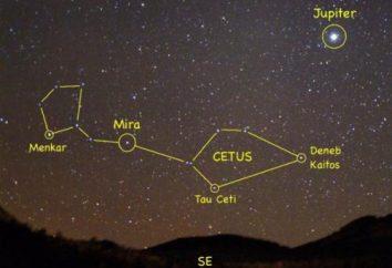 Constelación China: Leyenda. China Constelación: Estrella