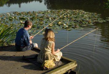 Pesca in Krasnogorsk. Caratteristiche e luoghi di pesci attivi
