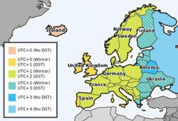 Co jest w Rosji różnica czasu z Hiszpanii?