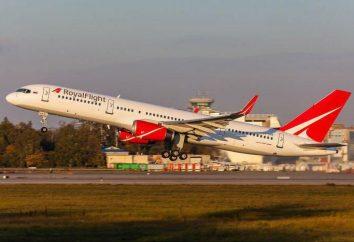 Les avis sur Royal Vol Compagnie aérienne: avantages et inconvénients