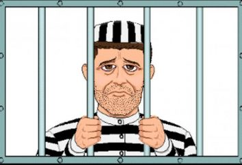 Wer sind die Gefangenen und das Gefängnis sideltsy