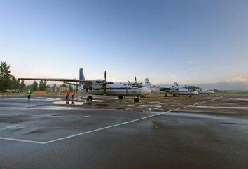 « Pskov » – est l'avenir de l'aéroport
