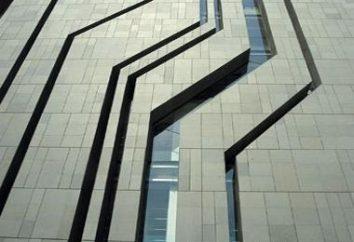 La façade du bâtiment – matériaux et technologies