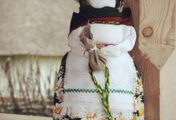 Puppen, Amulette mit ihren eigenen Händen – eine Meisterklasse. Slavic Puppe Reize mit ihren Händen. Stoffpuppen, Amulette
