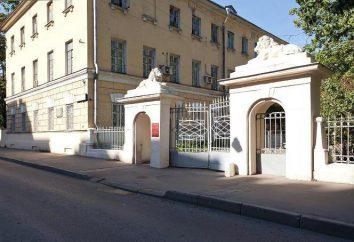 Apartament Muzeum Dostojewskiego w Moskwie: adres, opis i zdjęcia