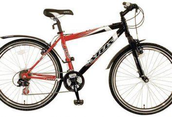 Stelaże rowerowe Navigator 600: specyfikacje, instrukcje, opinie, zdjęcia