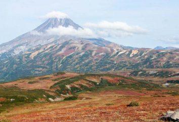 Dove è Vilyuchinsky vulcano? Descrizione, foto