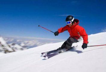 Giro in un sogno di sci – che cosa potrebbe essere?