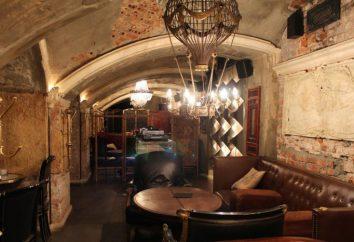 """Bar """"Mendelejew"""" (Moskwa): Opinie"""