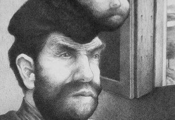 Bicéphales personnes Pasqual Pinon: biographie. gens étranges