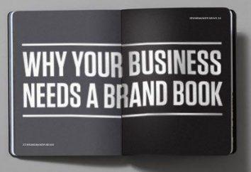 Brandbooks: przykłady marek znanych firm
