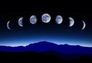 Combien de temps jour lunaire, le cycle?
