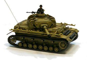 tanques RC – un juguete interesante para niños y adultos