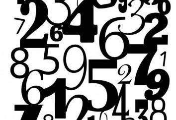 ¿Cuál es el mayor número? El número máximo y mínimo