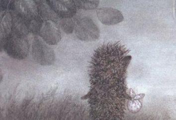 """Kto jest autorem bajki """"Jeż na mgłę""""?"""
