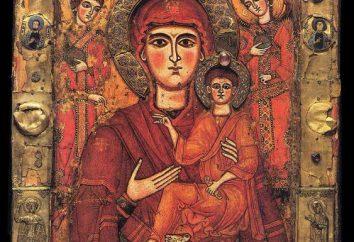Ícone da Mãe georgiana de Deus: descrição, história e oração. Templo do Ícone georgiano da Mãe de Deus