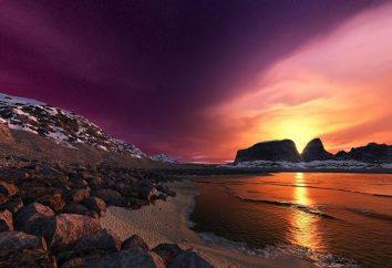 Feuerland – Mysterious Rand des Lichts
